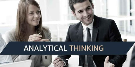 Analytical Thinking for Understanding Situation Workshop tickets