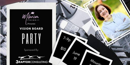 Vision Board Party || Presented by Milan.ism