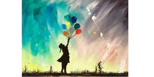 Banksy Balloon Girl - Sydney