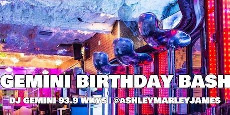 Gemini Birthday Bash - DJ Gemini 93.9 WKYS @AshleyMarleyJames DMVSocialEvents tickets