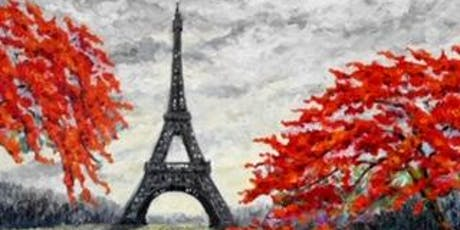 Paris Paint & Sip @ G Street Bar & Grill tickets