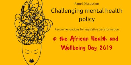 Challenging Mental Health Policy  tickets