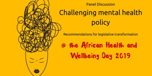 Challenging Mental Health Policy