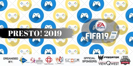 Pasir Ris Elias Esports Tournament - FIFA19 tickets