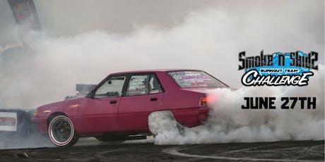 SMOKE N SKIDz 27/06/2019 tickets