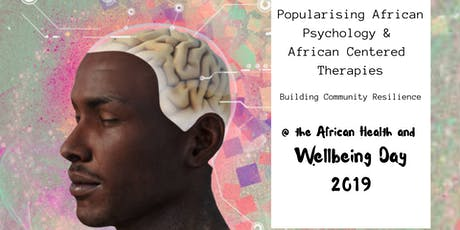 Popularising African Psychology & African Centred Therapies  tickets