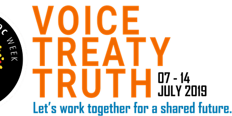 NAIDOC Week 2020 with TFTF tickets