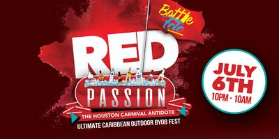"""BOTTLE FETE 2019 - """"Red Passion"""" Final Tickets"""