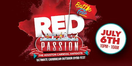 "BOTTLE FETE 2019 - ""Red Passion"" Final Tickets tickets"