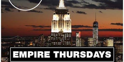 Empire Thursdays at 230 5th Penthouse
