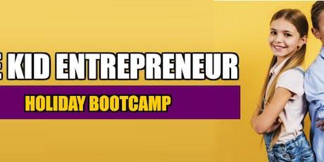 Entrepreneur Kids Online Session (Free)(FAM) tickets