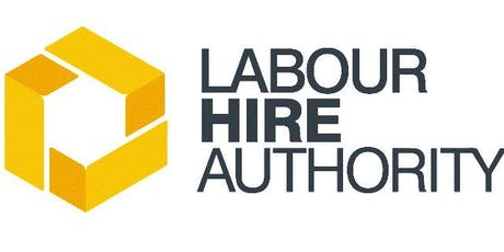 Information Session - Labour hire licensing scheme tickets