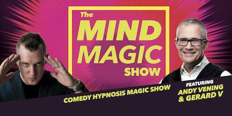 The Mind Magic Show - Ballarat tickets