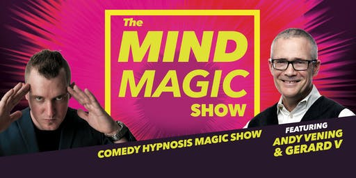 The Mind Magic Show - Ballarat