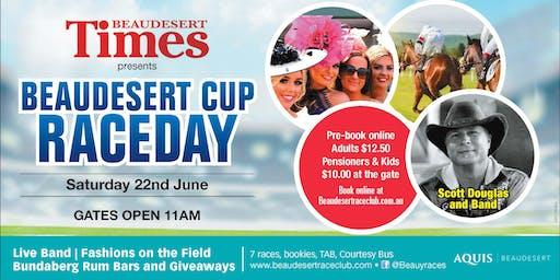 Beaudesert Times present Beaudesert Cup Raceday