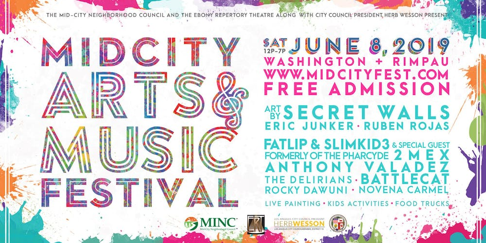 Mid City Arts & Music Festival