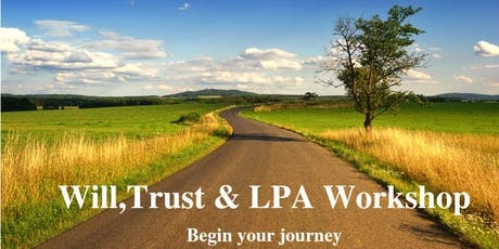 Will, Trust and LPA Workshop tickets