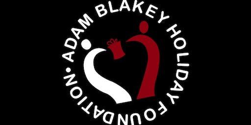 Adam Blakey Holiday Foundation Christmas Kickoff