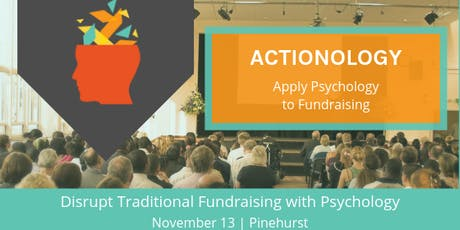 Actionology: the application of psychology to fundraising (NC) tickets
