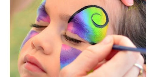 Youth face painting workshop @ Holden Hill Community Centre