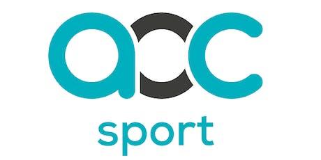 AoC Sport North East Heads of Sport Network: Summer 2019 tickets