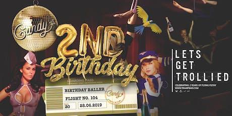 Candy 2nd Birthday tickets