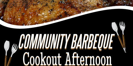Community Sunday BBQ Cookout  tickets