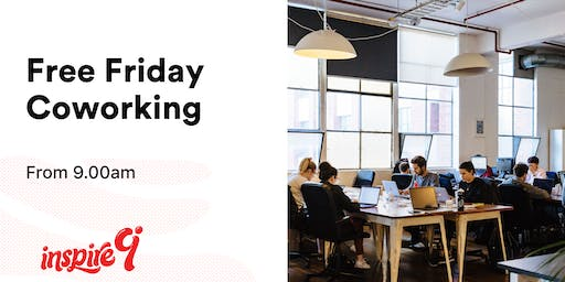 Free Friday Coworking