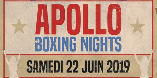 Apollo Boxing Nights Val d'Europe: 22 juin 2019