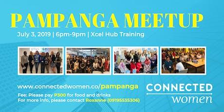 #ConnectedWomen Meetup - Pampanga (PH) - July 3 tickets