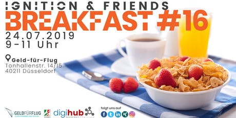 Ignition & friends breakfast #16 Tickets
