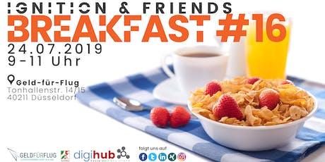 Ignition & friends breakfast #16 tickets