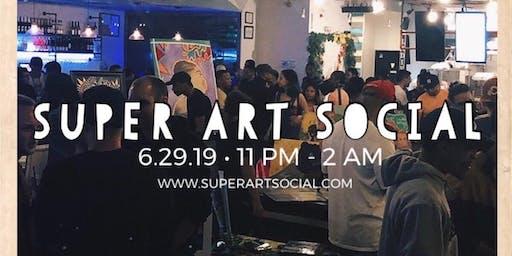 Super Art Social