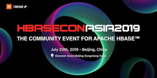 HBaseCon Asia 2019