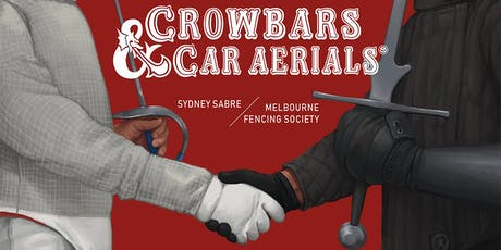 Crowbars & Car Aerials tickets
