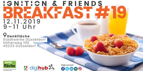 Ignition & friends breakfast #19 tickets