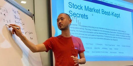 Know The Secrets to Trade and Profit Consistently From The Stock Market tickets