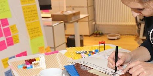 Workshop: Einführung Design Thinking mit dem HPI