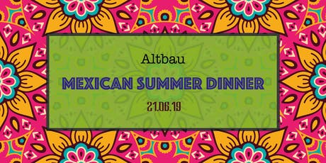 Mexican Dinner Party at Altbau Berlin Tickets
