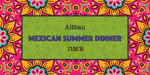 Mexican Dinner Party at Altbau Berlin