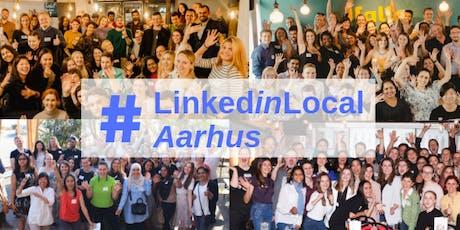 LinkedInLocal Aarhus tickets