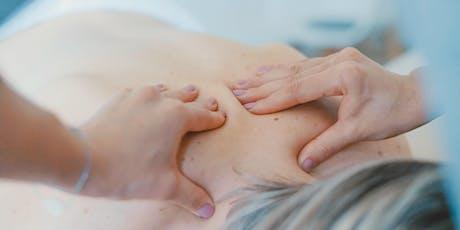 Massage Montag im Cowoki Tickets
