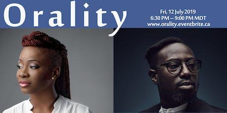Orality - WestWord Ft. Titilope Sonuga & Ian Keteku tickets