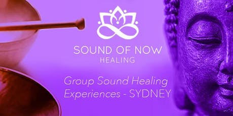 Sound Of Now Healing - Sound Bath Healing Experience tickets