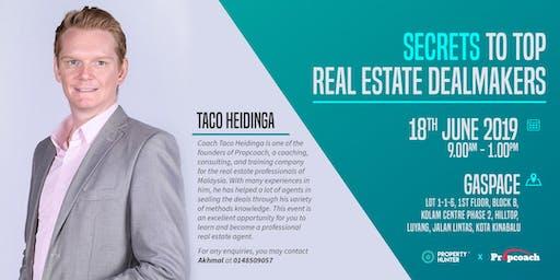 Secrets to Top Real Estate Dealmakers