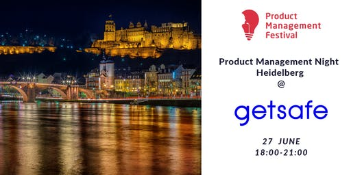 Product Management Night Heidelberg @Getsafe