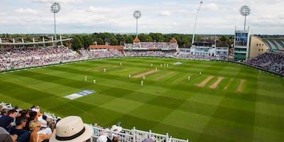 Networking @ Trent Bridge Cricket Ground