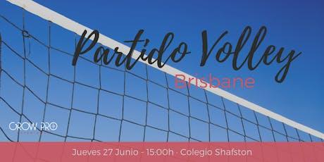 Brisbane | Partido Volley · GrowPro vs Shafston College entradas