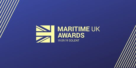 Maritime UK Awards Judges' Briefing & Networking tickets