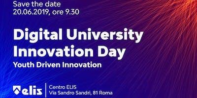 DIGITAL UNIVERSITY INNOVATION DAY 2019